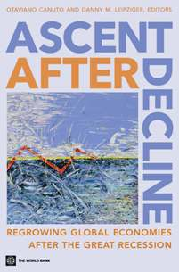Ascent after decline book's cover