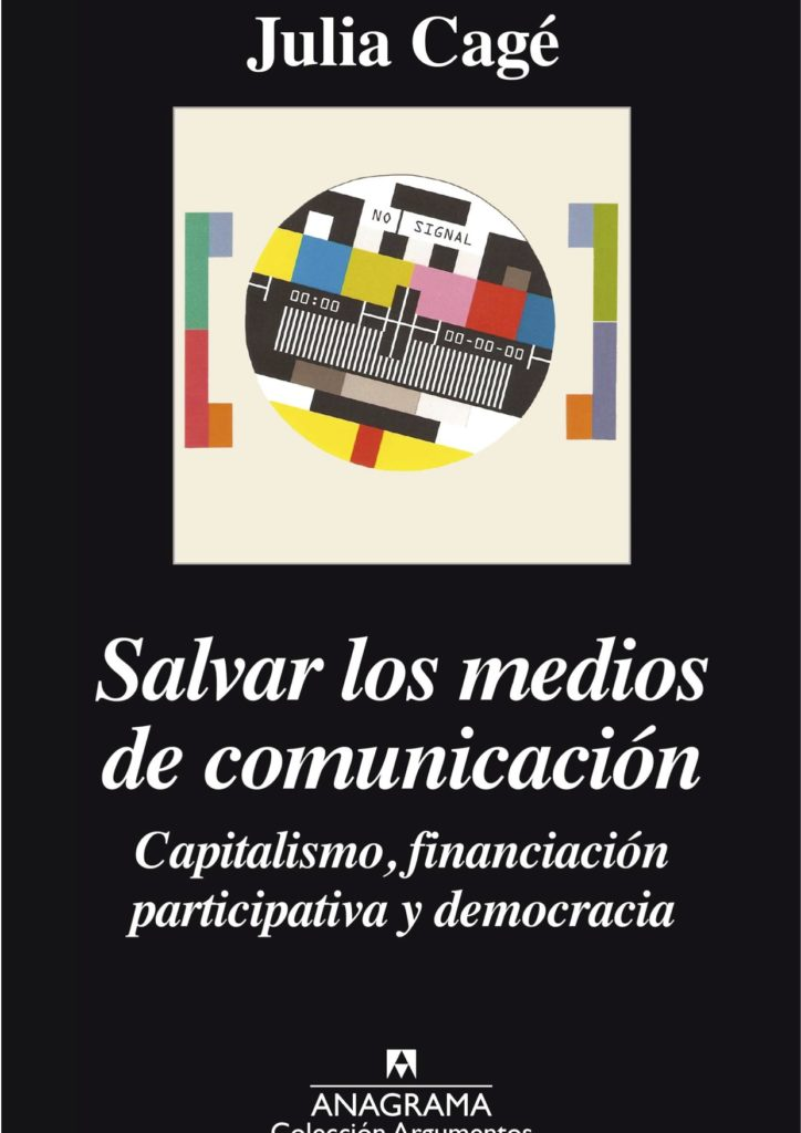 Salvar los medias - Spanish cover